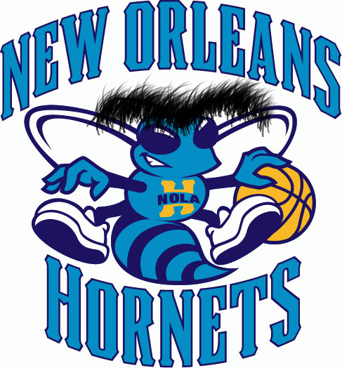 Logo Hornets version Anthony Davis