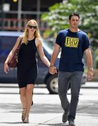 Anne V et Matt Harvey
