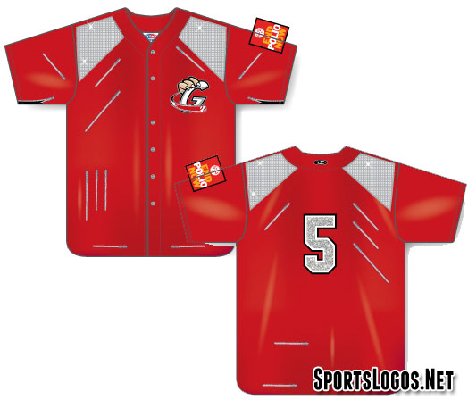 Hommages divers à  MJ.......... Gary-Southshore-Railcats-Michael-Jackson-Red-Jacket-Jersey-2014