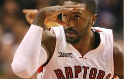 Toronto Raptors play the Memphis Grizzlies
