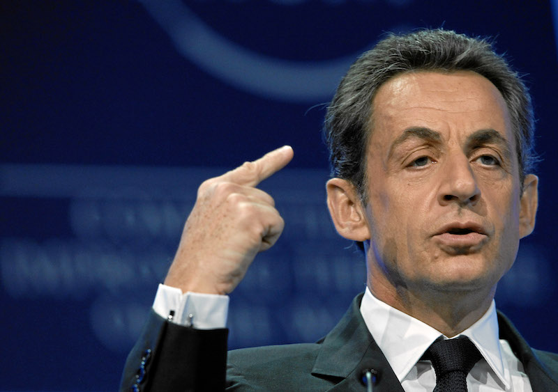 Sarkozy expulsé du Camp Nou pour avoir chambré les Catalans — Barça-PSG