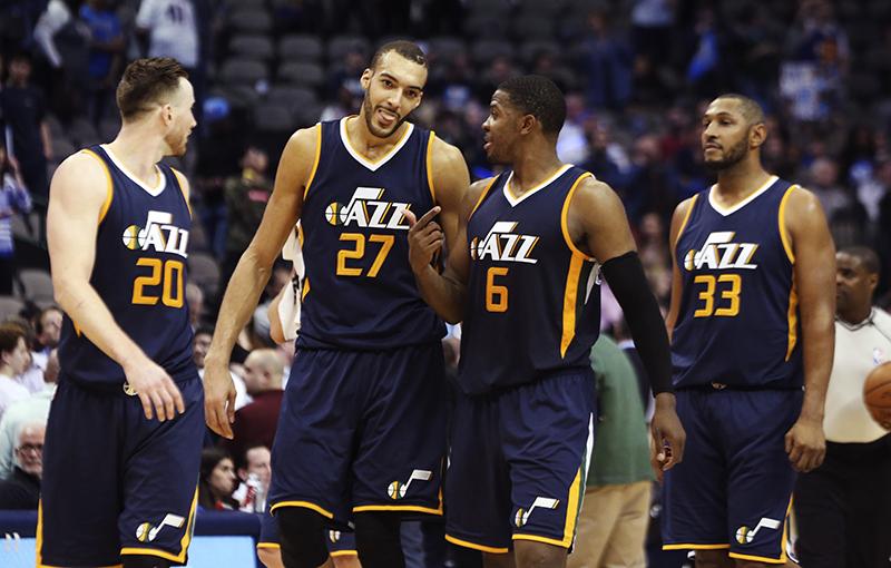 NBA: le cauchemar de Gobert, débuts rêvés pour Parker